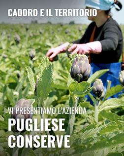 territorio pugliese conserve 18/07-24/07