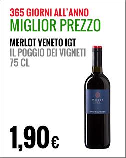 Lancio Merlot 8/10-17/10