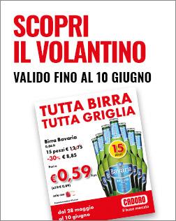 Volantino P12 dal 28/05 al 10/06