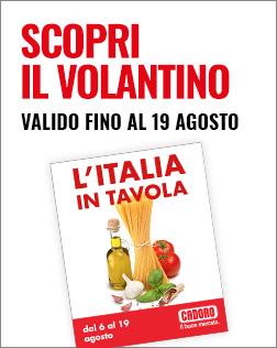 Volantino P17 - dal 6/08 al 19/08