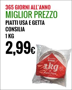 miglior prezzo - piatti