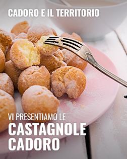 Lancio Castagnole dal 21 al 27 febbraio
