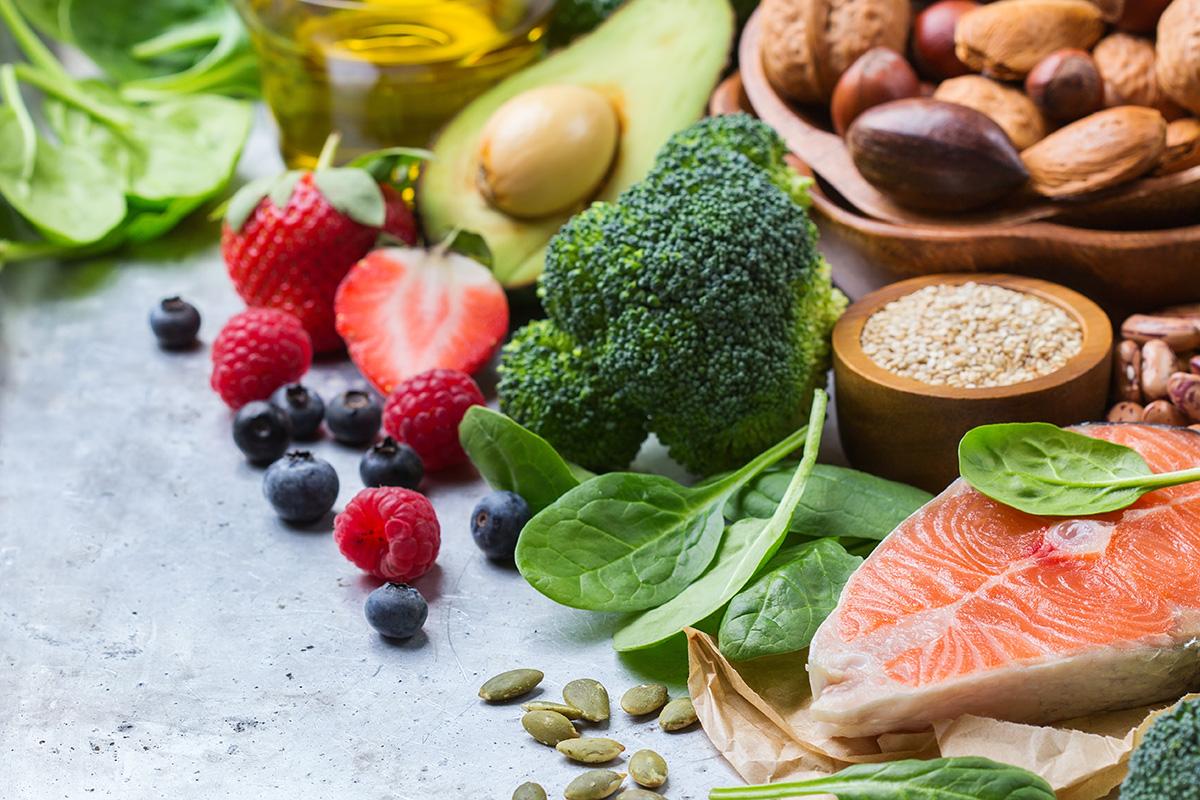 Affrontiamo il cambio di stagione con la Dieta