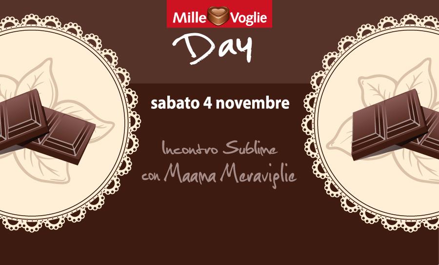 Il cioccolato delle origini al Millevoglie Day