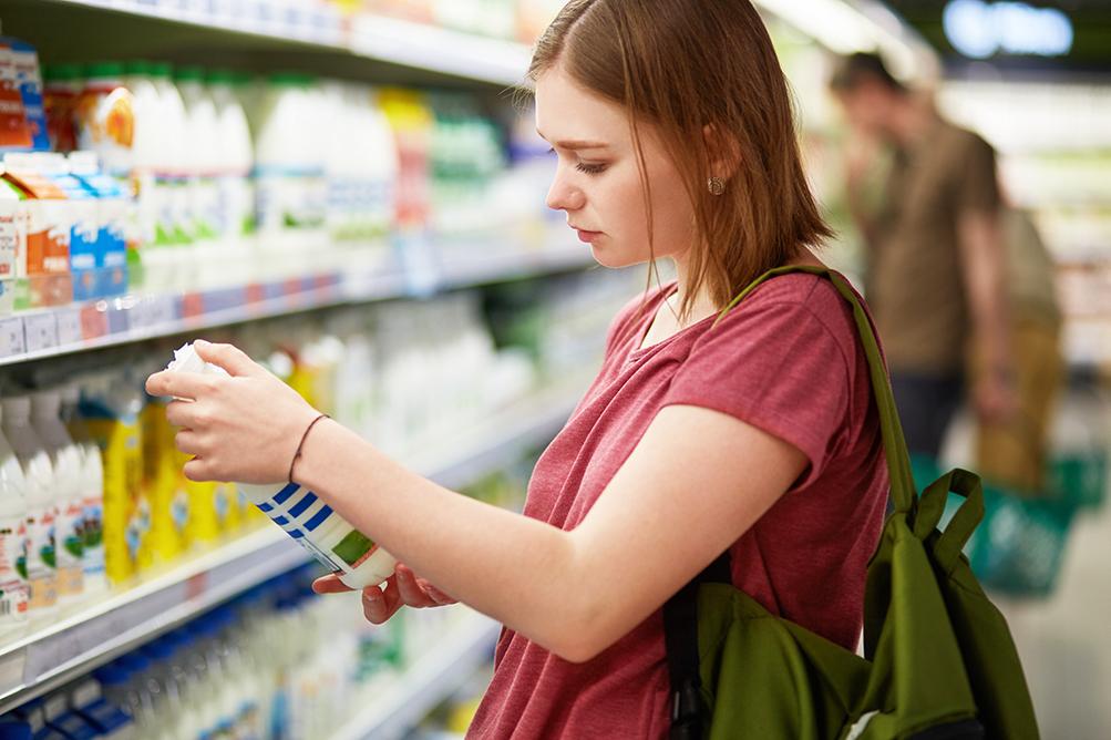 Imparare a leggere le etichette: la tabella nutrizionale
