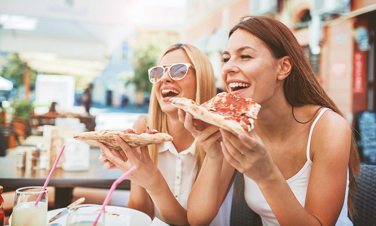 Alimentazione in vacanza: no stress