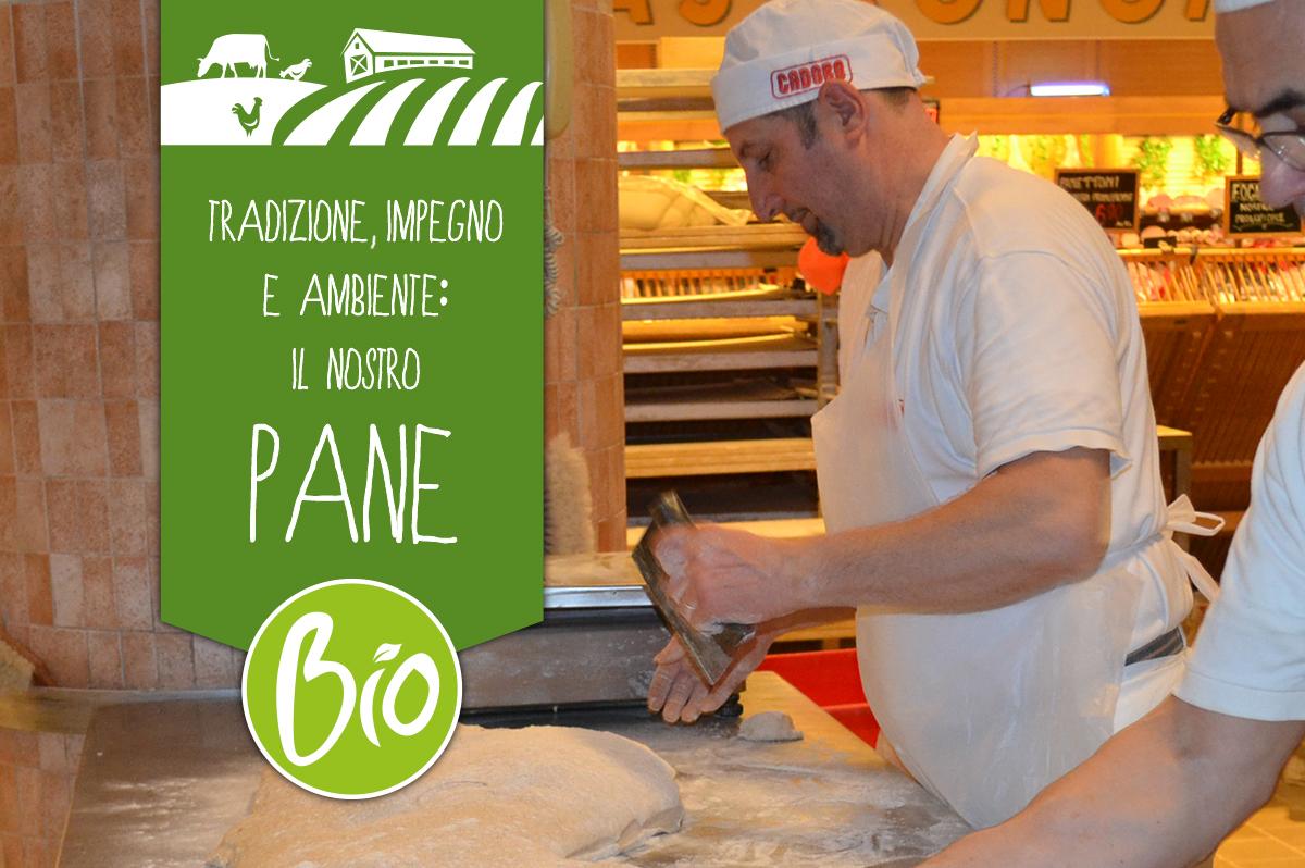 Pane Bio Cadoro: il gusto ritrovato del pane artigianale