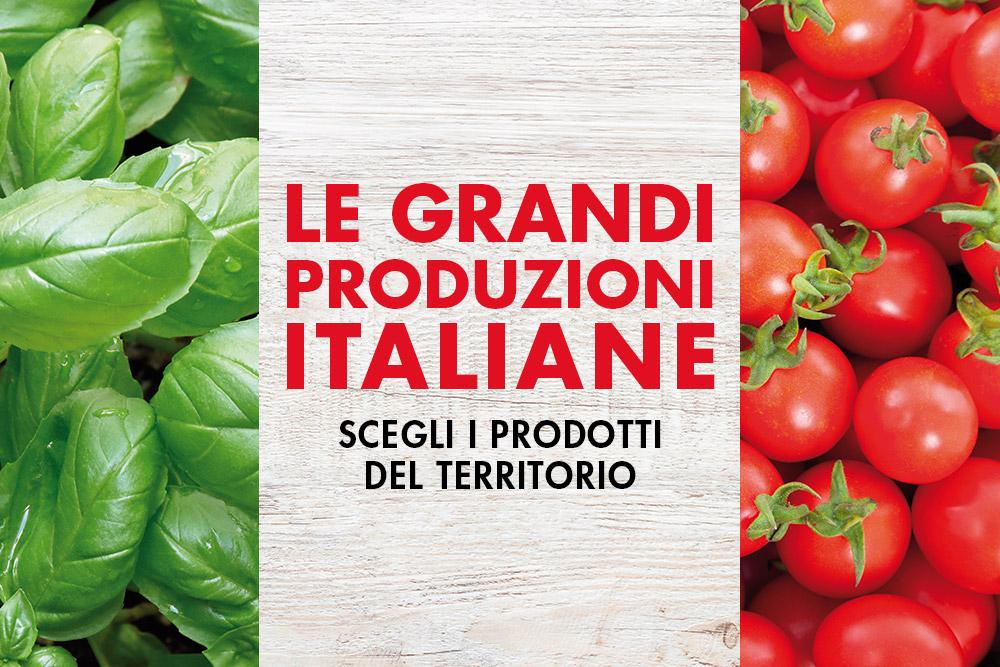 LE GRANDI PRODUZIONI ITALIANE