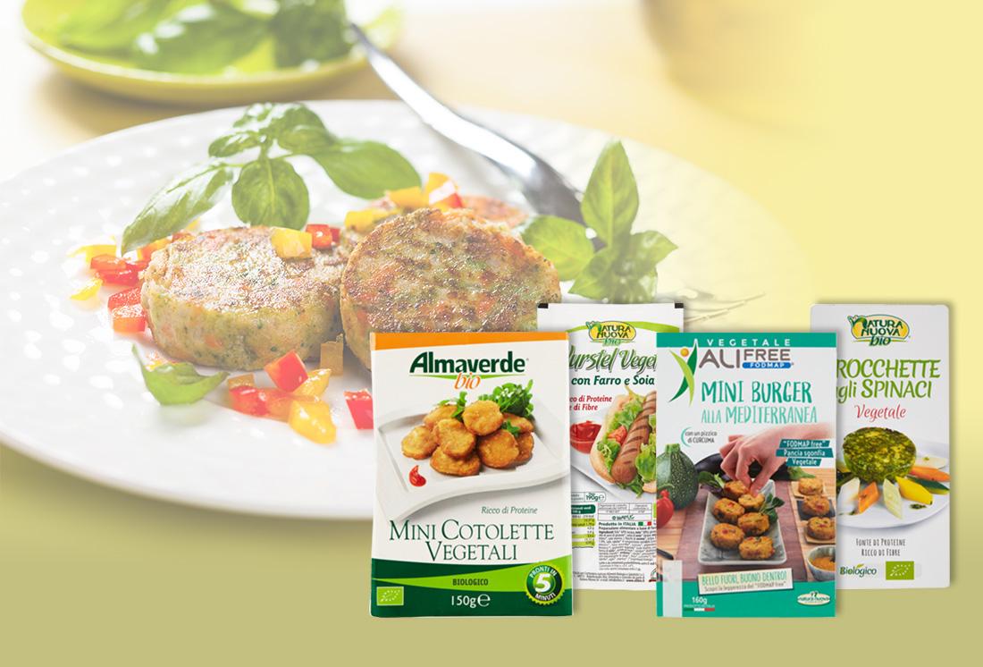 Degustiamo i prodotti veggie di Compagnia Italiana Alibio!