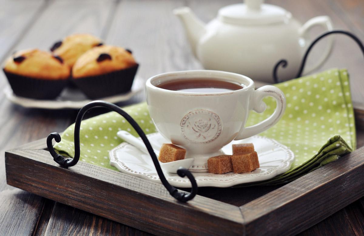 Tè e infusi: come abbinarli?