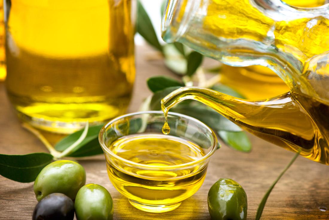 Proprietà dell'olio d'oliva