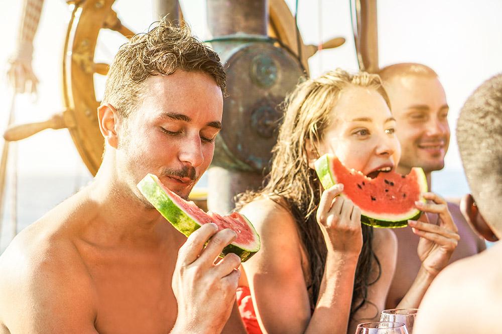 Buone regole per affrontare il caldo estivo