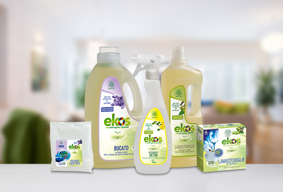 Spazio a prodotti ecologici!