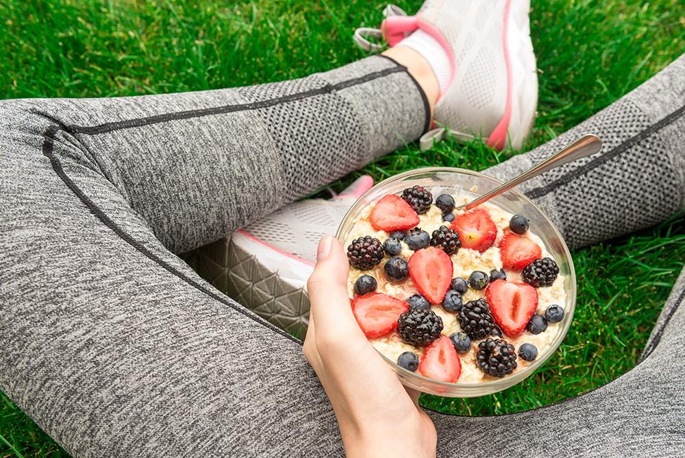 Sport e alimentazione: qualche consiglio utile
