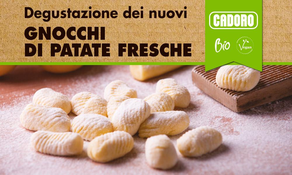 25 e 26 Maggio - Degustazione Gnocchi