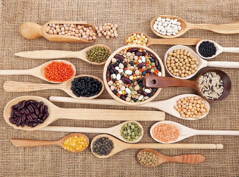 Le proteine nei legumi