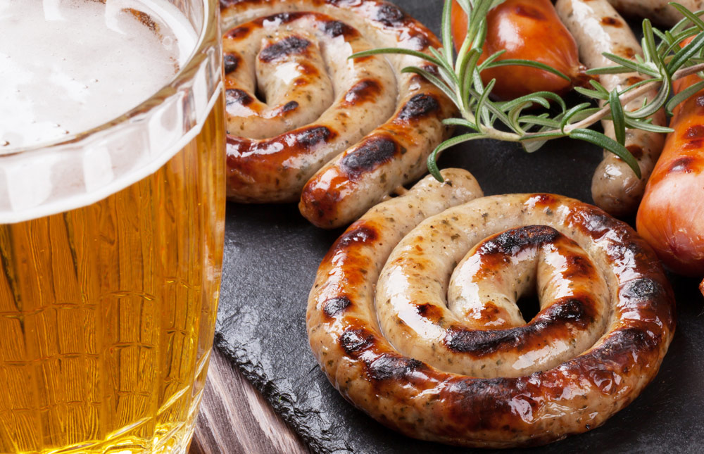 8 e 9 Giugno - Degustazione Birra e Salsiccia