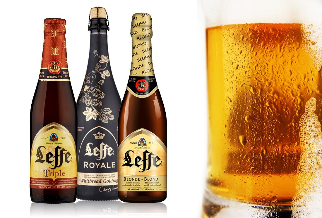 DegustiAMO birra Leffe!