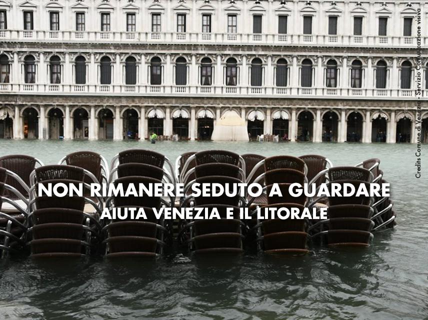 Cadoro aiuta Venezia e il Litorale