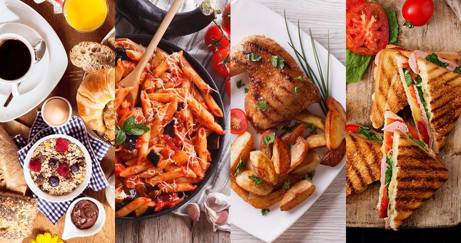 Mode alimentari: quattro pasti o tre più due?