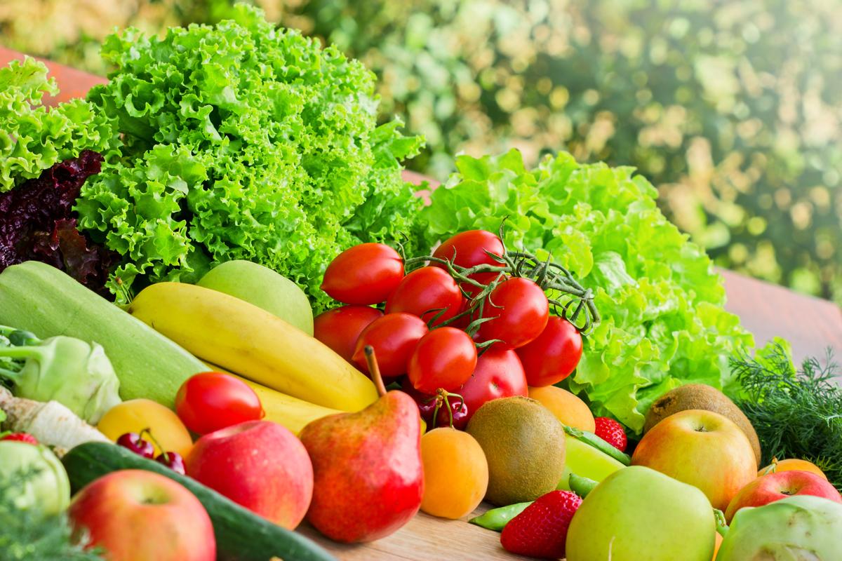 Frutta e verdura Cadoro, simboli di cura e qualità
